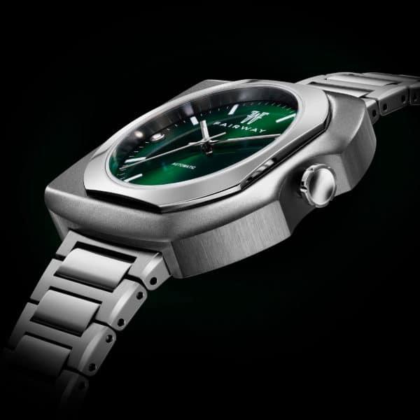 Putter P01 Green Edition FP10-A3-Z6 Fairway Watches vue de côté